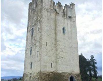 23 August 2018 – Visit to Grantstown Castle