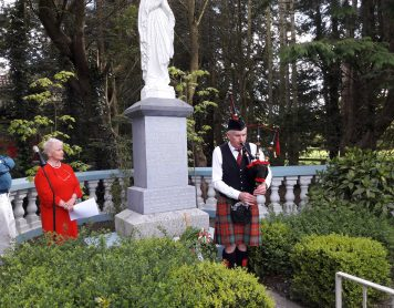 War of Independence commemoration, Emly, Sunday May 5th 2019