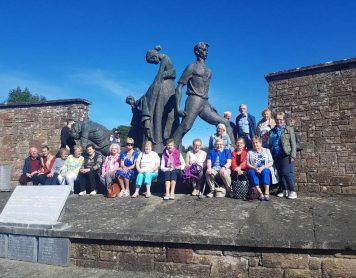Emly Historical Society outing to Dingle on September 14th 2019
